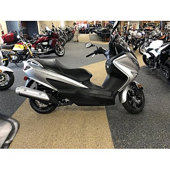 2018 Suzuki Burgman 200 for sale 200565241